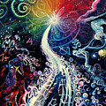 The Path to Enlightenment Print by Steve Griffith