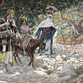 The Return from Egypt Print by Tissot