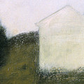 The Shed Print by Ruth Sharton