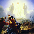 The Transfiguration Poster by Carl Heinrich Bloch