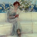 The Year's at the Spring -  All's Right with the World Print by Sir Lawrence Alma-Tadema
