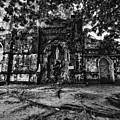 This is the Philippines No.10 - San Juan Nepomuceno Church Print by Paul W Sharpe Aka Wizard of Wonders