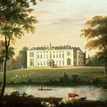 Thorp Perrow near Snape in Yorkshire Print by English School