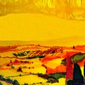 Tuscan view in Resin Poster by Jason Allen