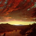Twilight in the Wilderness Print by Frederic Edwin Church