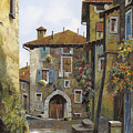 Umbria Poster by Guido Borelli