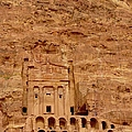 Urn Tomb, Petra Poster by Cute Kitten Images