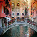 Venice Visions Print by Eggers   Photography