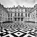 Versailles architecture Paris Poster by Pierre Leclerc Photography