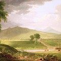 View of Rutland - Vermont Poster by Asher Brown Durand