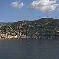Villefranche  Print by Terence Davis