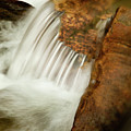 Waterfalls in Close up Print by Iris Greenwell