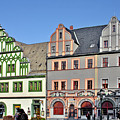 Weimar Germany - A town of timeless appeal Print by Christine Till