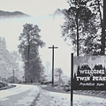 Welcome to twin Peaks Poster by Ludzska
