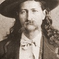 Wild Bill Hickok Was A Celebrated Poster by Everett