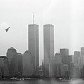 World Trade Center and OpSail 2000 July 4th Photo 18 B2 Stealth Bomber Print by Sean Gautreaux