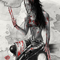 X23 Print by Pete Tapang