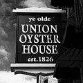 ye olde Union Oyster House Print by John Rizzuto