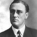 Young Franklin Delano Roosevelt Print by War Is Hell Store