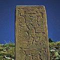 Zapotec History Print by Juergen Weiss