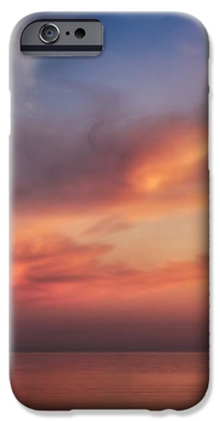 Good Morning Cape Cod iPhone Case by Susan Candelario