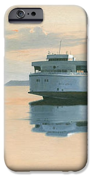Right of way  The Queen of Burnaby iPhone Case by Gary Giacomelli