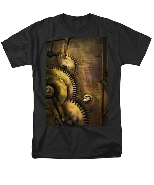 Steampunk - Toothy  T-Shirt by Mike Savad